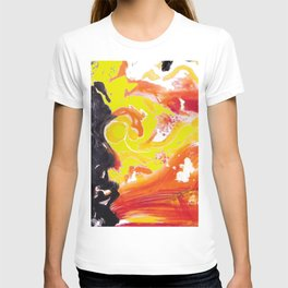 IN A HURRY !                                  by Kay Lipton T-shirt