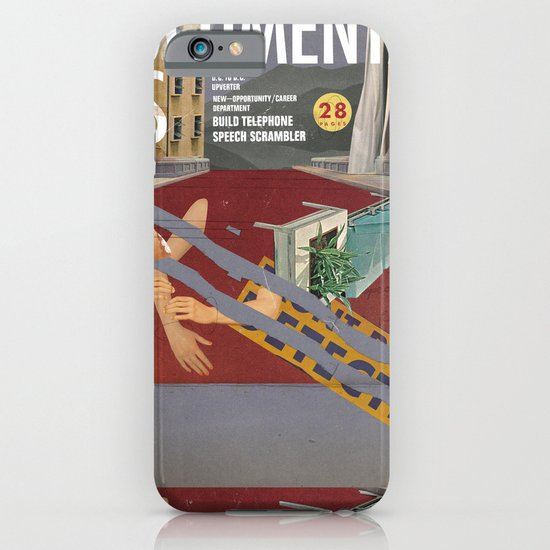 Vans and Color Magazine Customs iPhone & iPod Case