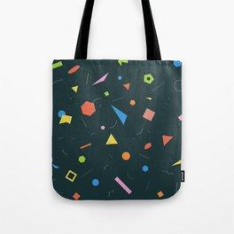 Polygon Soup Tote Bag