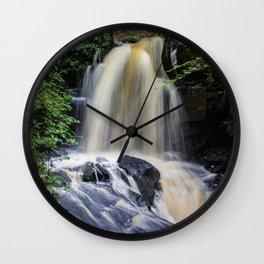 Full Flow Wall Clock