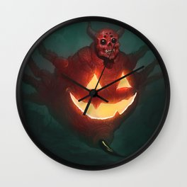 The Spiderjack Wall Clock
