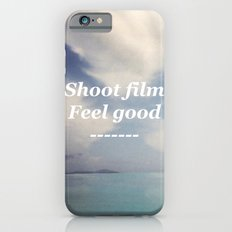 Shoot Film, Feel Good iPhone 6s Slim Case