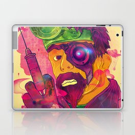 Dr. FraCryStein Laptop & iPad Skin