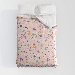 Happy Terrazo Comforters