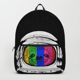 Astronaut Sloth Backpack