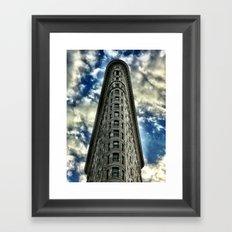 Flatiron, New York Framed Art Print