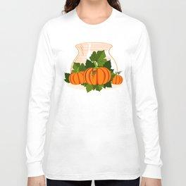 C13D Its Pumpkin Time Long Sleeve T-shirt