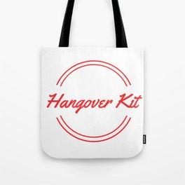 Hangover Kit Tote Bag