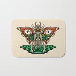 Cosmic Insect - Light Bath Mat