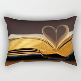The Meanings Rectangular Pillow