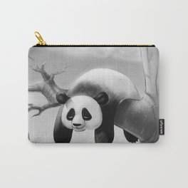 Hang In There, Panda! Carry-All Pouch