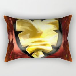 365 days of superheroes - Day 6: Dark Phoenix from X-Men  Rectangular Pillow