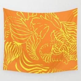 Shape Study: Mandarin Wall Tapestry