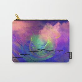 Out Of The Storm Carry-All Pouch