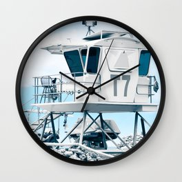 T7 - Baldwin Beach Park Maui Wall Clock