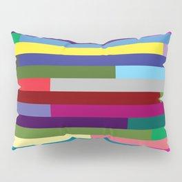 Lignes 17 Pillow Sham