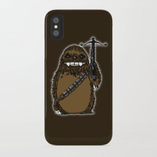 Chewtoro iPhone Case