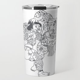 CHOKE Travel Mug