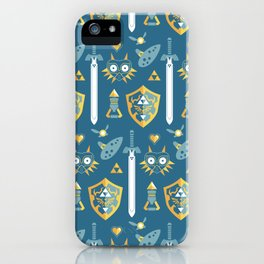 A Hero's Arsenal iPhone Case
