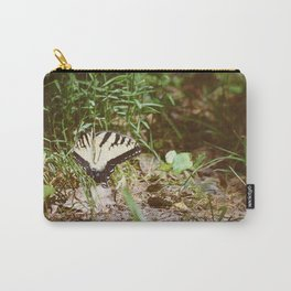 Fly Butterfly Carry-All Pouch