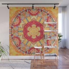Mandalas of Forgiveness & Release 5 Wall Mural