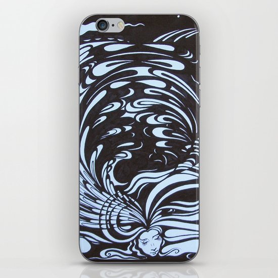 """Good Tidings"" iPhone & iPod Skin"