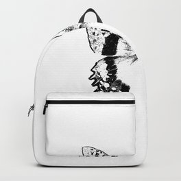 Black Moth Backpack