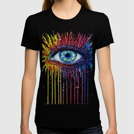Colorful Eye T-shirt