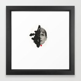 1b Framed Art Print