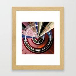 Centripetal Course 659 Framed Art Print