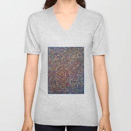 radical particles Unisex V-Neck