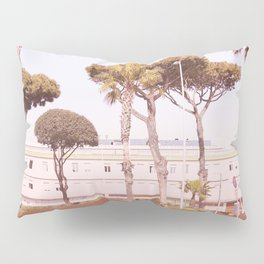 Urban Summer and Palms Pillow Sham