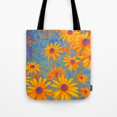 Beautiful Wild Summer Tote Bag