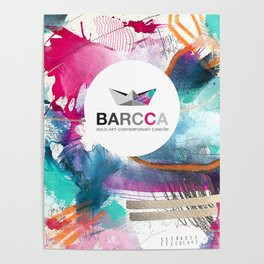 BARCCA by leo tezcucano 2 Poster