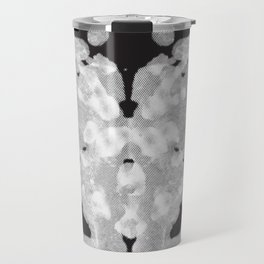Rorschach Inkblot Test Travel Mug