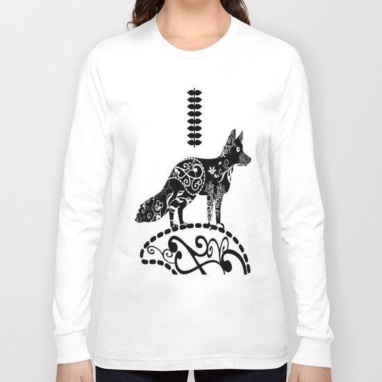 Little FOX Long Sleeve T-shirt