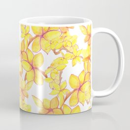 The Monoi Flower Coffee Mug