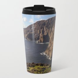 Slieve League Cliffs Travel Mug