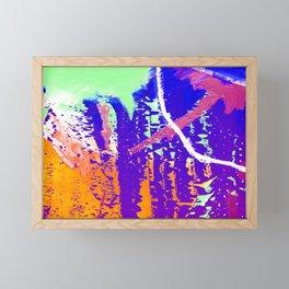 Abstract Art 2 Framed Mini Art Print