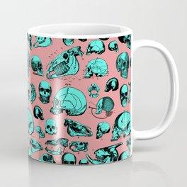 Skull Overload Pattern Coffee Mug