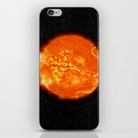 apollo iPhone & iPod Skins featuring Apollo by mkpowellart