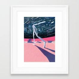 """Currents"" by Lisk Feng & Jun Cen for Nautilus Framed Art Print"