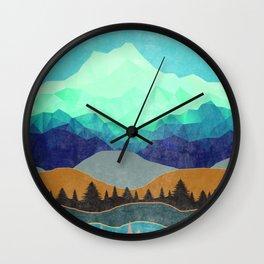 Landscape RF Wall Clock