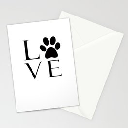 Dog Lover Stationery Cards