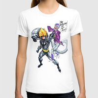 dbz T-shirts featuring DBZ why so serious by Unic art
