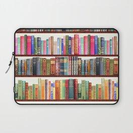 Jane Austen Vintage Book collection Laptop Sleeve