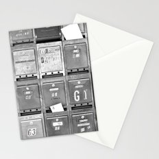 Mailboxes II Stationery Cards