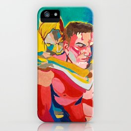 Freedom to Lust iPhone Case
