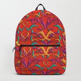 Tribal Pattern 2 Backpack