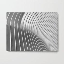 The Oculus Metal Print
